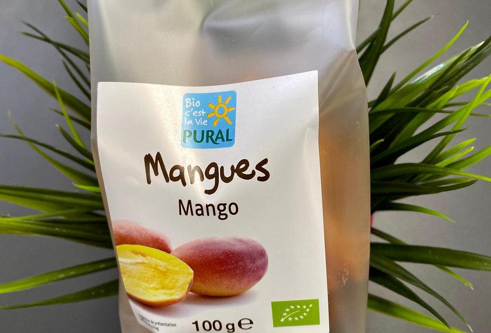 Mango gabaliņi 100g