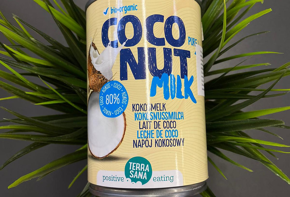 Kokosriekstu piens 400ml