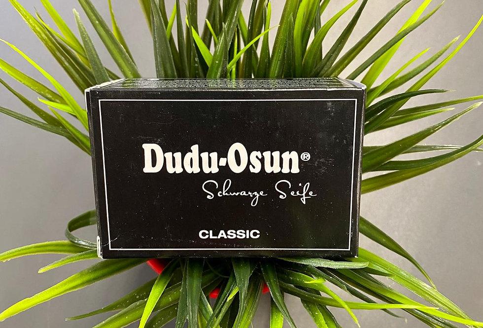 Dudu-osun melnās ziepes