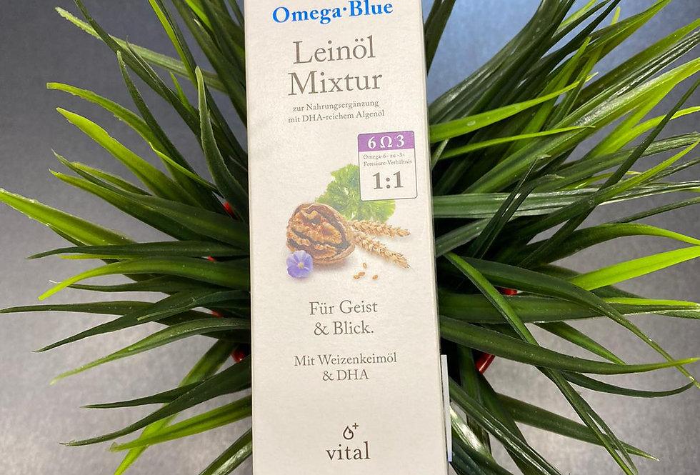 Omega blue linsēklu eļļas maisījums