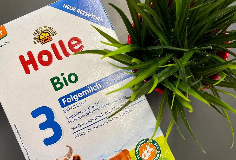 Holle govs piena maisījums 3.formula