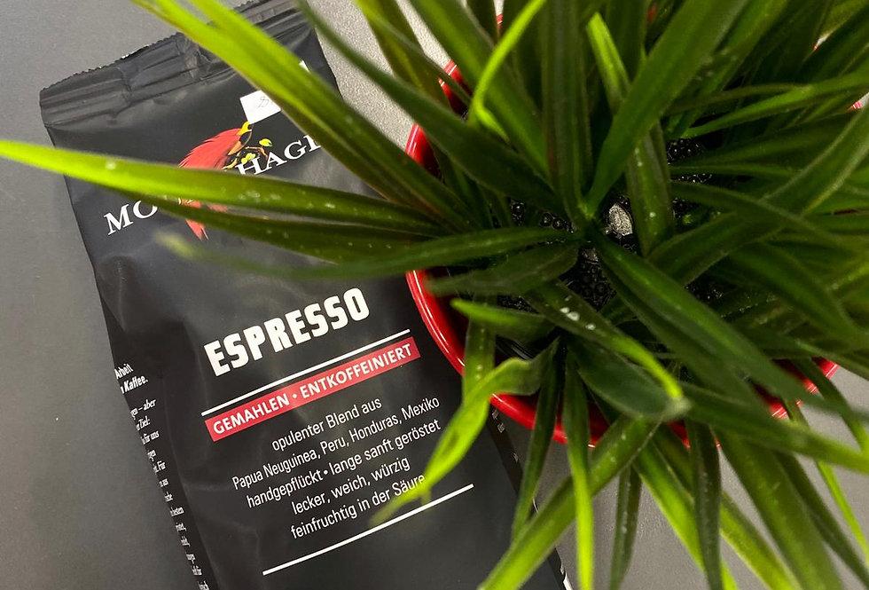 Espresso kafija bez kofeīna 250g
