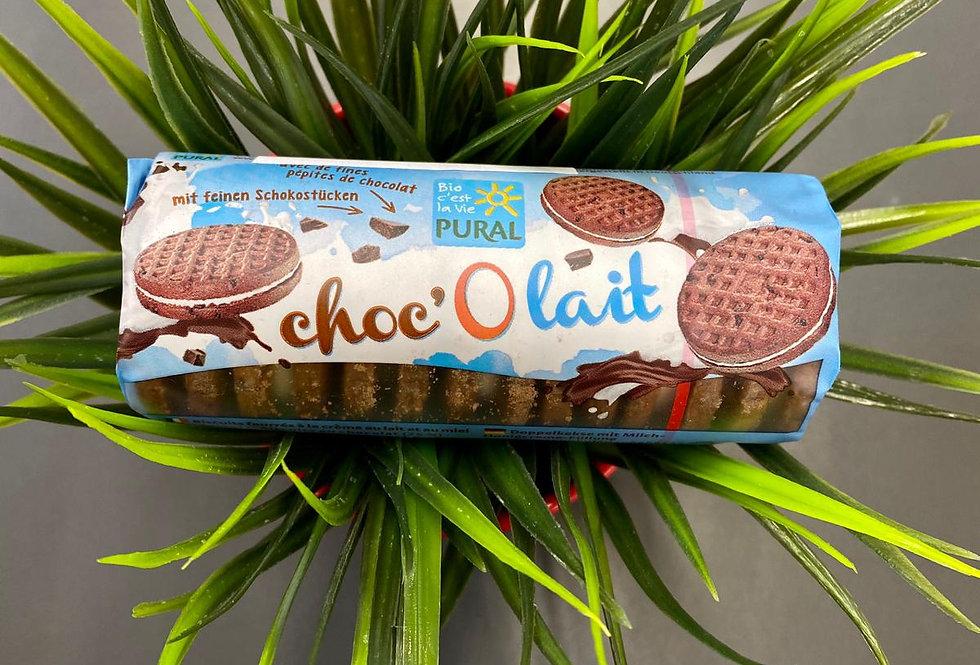 Šokolādes cepumi
