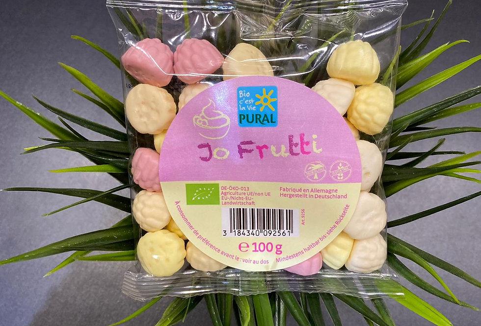 Želejkonfektes Jo-Frutti