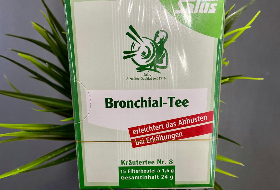 Bronhu tēja