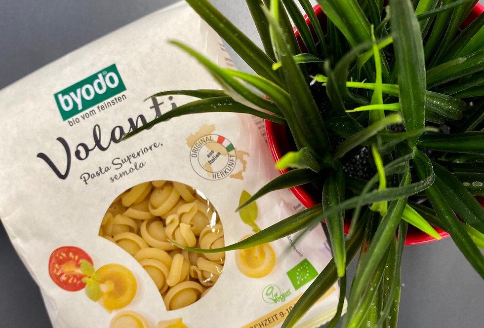 Cietgraudu kviešu makaroni Volanti