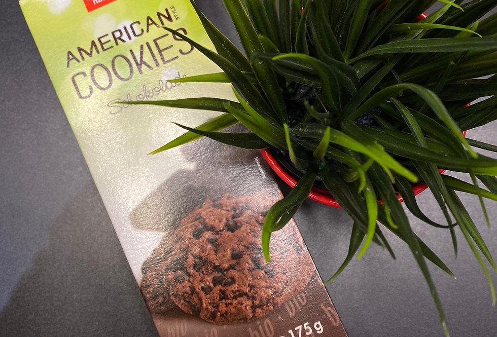 Amerikāņu šokolādes cepumi