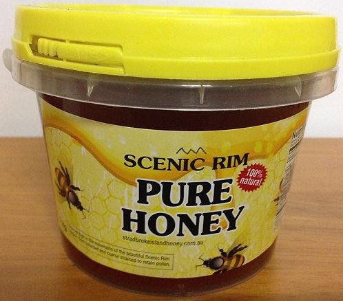 SCENIC RIM PURE HONEY 1kg