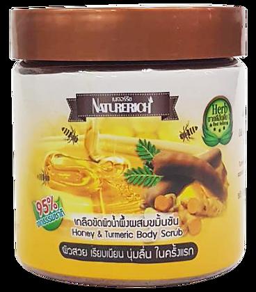 Naturerich Honey & Turmeric Body Scrub