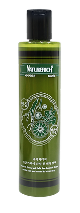 NATURERICH GINSENG AND KAFFIR LIME LONG HAIR SHAMPOO 220 ml.