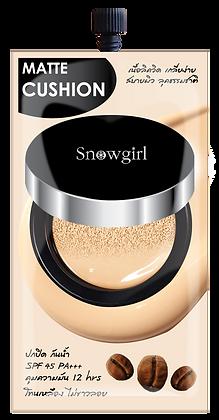 Snowgirl Matte-Cushion to powder