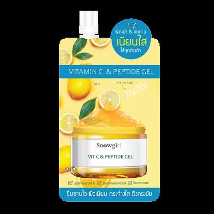 Snowgirl Vitamin C & Peptide Gel