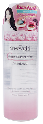 Snowgirl Collagen Cleansing Water