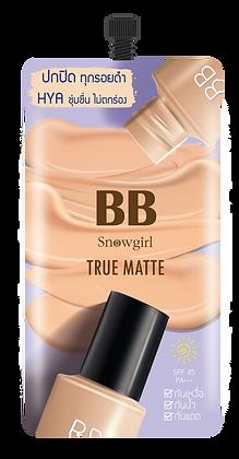 Snowgirl BB True Matte