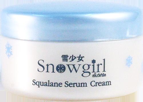 Snowgirl Squalance Serum 50g.