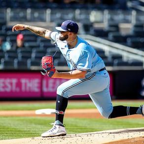 A New '6' in the 6ix: Alek Manoah's MLB Debut