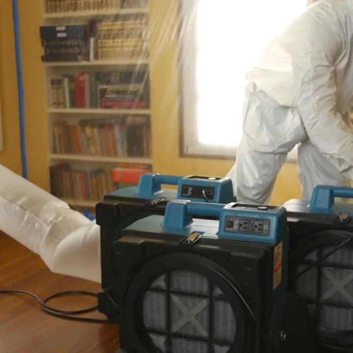 Air Scrubbing