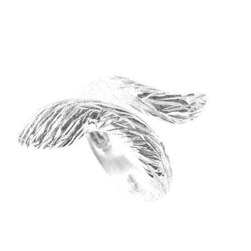 Snake Silver Ring