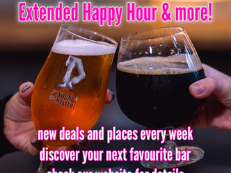Featured bars and awesome deals!