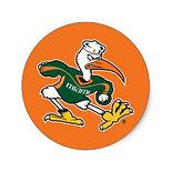 sebastian_the_ibis_classic_round_sticker