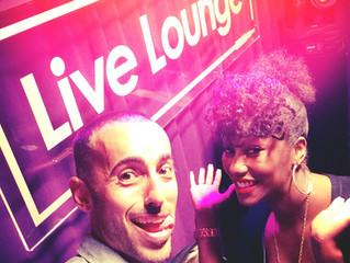 BBC Radio One LIVE LOUNGE!