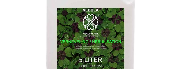 Vernevelingsproduct - 20 liter - 12€/liter