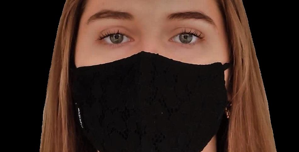 masque noir nuit