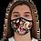 Thumbnail: masque de visage fleurs classiques