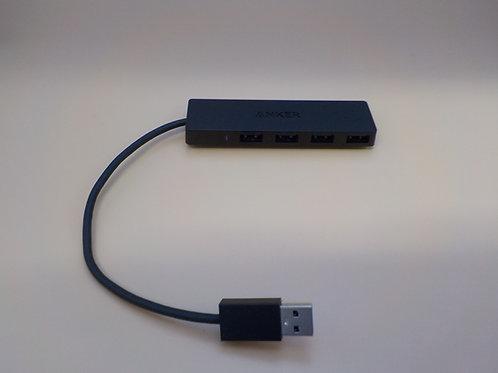 USB-Hub 4-fach