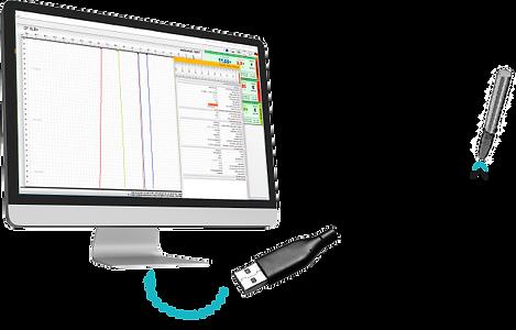 OMNI SENSORS - modulares USB Transmitter System