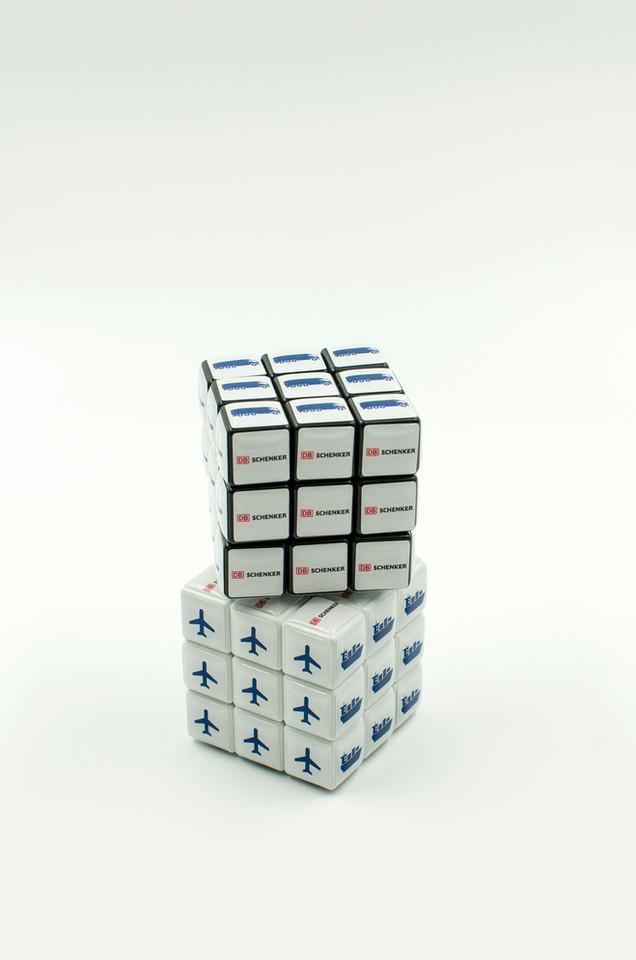 Кибик Рубика с индивидуальным корпоративным дизайном и нанесением логотипа