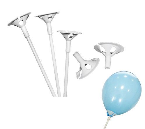 Палочки-держатели для шариков, в наборе 7 шт