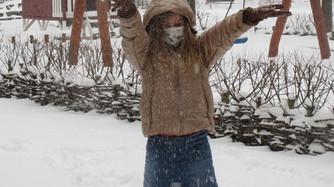 Es schneit, es schneit!