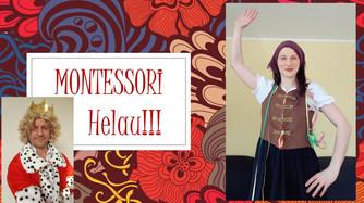 Montessori Helau!