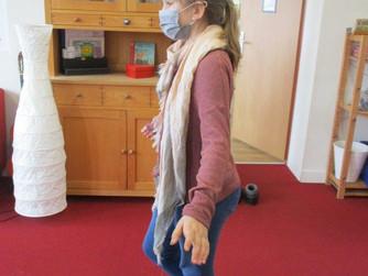 Gehen auf der Linie - Eine Übung zur Stille von Maria Montessori