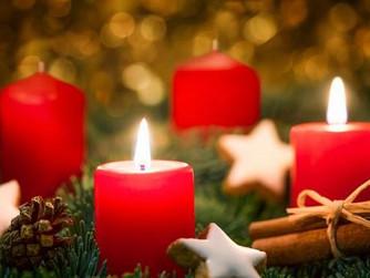 Advent, Advent, ein Lichtlein brennt, …