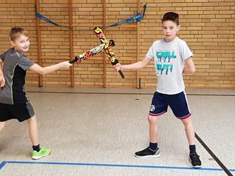Sportunterricht mit offener Eingangsphase