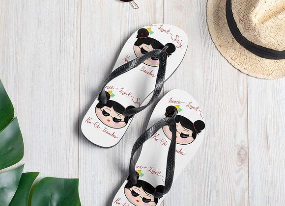 Kim-Chi Beaches Flip-Flops
