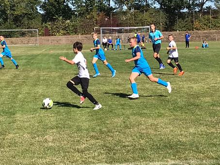 D1 Jugend startet in Rückrundenvorbereitung