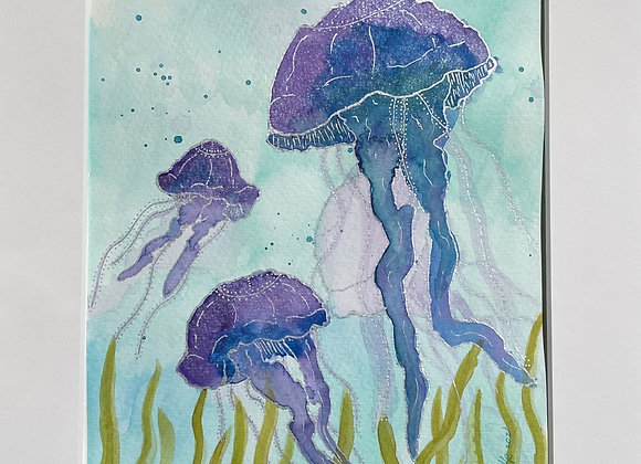 Original Purple Jellies#1