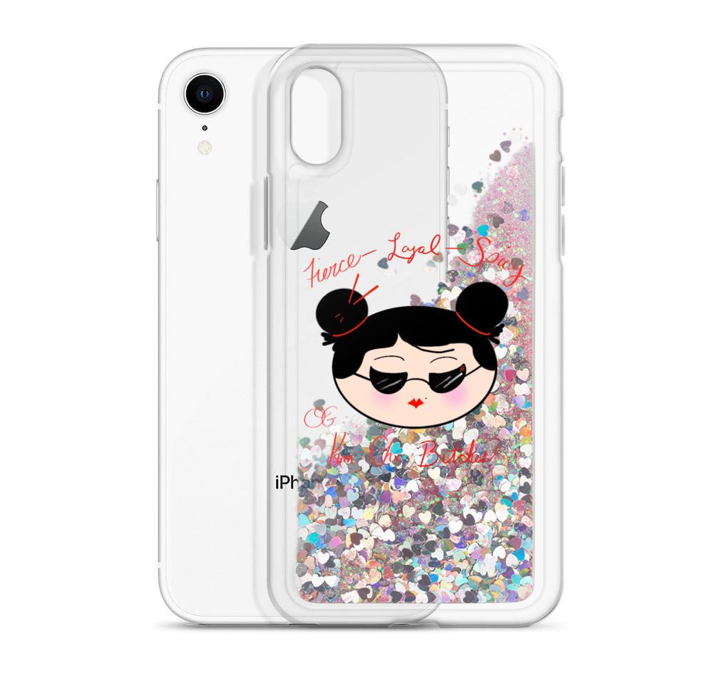 OG KCB Glitter Phone Case