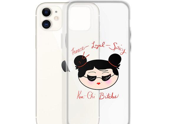 KCB iPhone Case