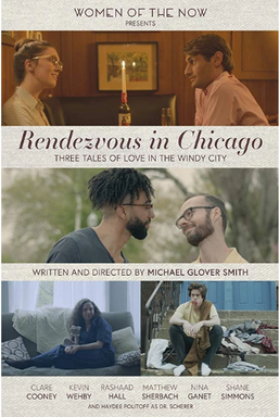 RENDEZVOUS IN CHICAGO poster