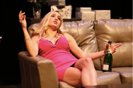 McNulty as KATIE in Bachelorette with Indiana University Players