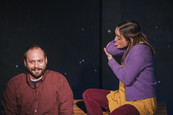 Constellations at Theatre Above the Law. Photo by Tyler Core