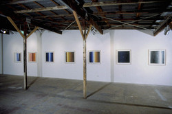 Installation view of the 'Days' series