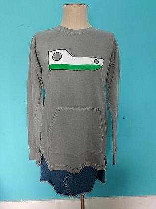 Women's Breakwall Basic Kangaroo Sweatshirt