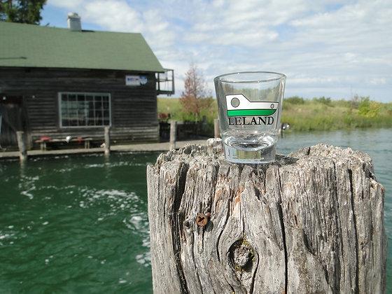 Classic Tug Shot Glass