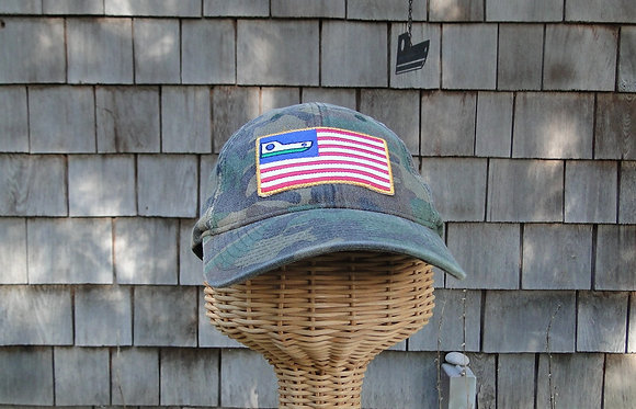 Go America Ballcap