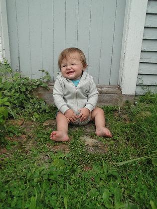 Infant Comfy Zip Hoodie
